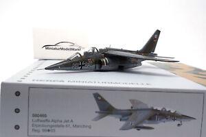 #580465 - Herpa Luftwaffe - Erprobungsstelle 61 - Fliegerhorst Manching - 1:500