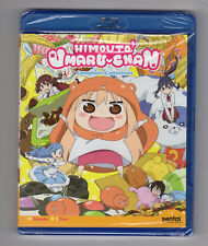 Himouto Umaru-chan: The Complete Collection (Blu-ray Disc, 2017, 3-Disc Set)