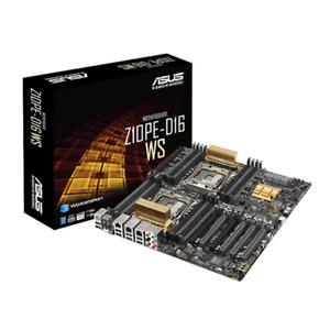 ASUS Z10PE-D16 WS Motherboard LGA2011-V3 Intel C612 E5-2600 DDR4 VGA WIth I/O