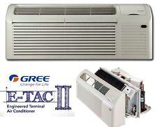 GREE ETAC2-09HC230VA-CP Seacoast Protected PTAC with Electric Heat, 9,400 BTU