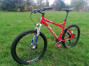 Specialized Epic Pro 2004 after restomod