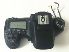 Original Canon EOS 80D Top Cover With LCD Mode Dial Switch Shutter Button Flex