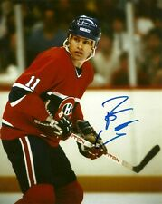 VINTAGE RYAN WALTER SIGNED MONTREAL CANADIENS 8x10 PHOTO! Autograph