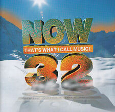 NOW 32 -  THAT'S WHAT I CALL MUSIC  / VARIOUS ARTISTS - 2 CD SET