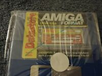 Datastore Amiga Format Cover Disk 68a