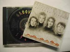 """GROOVING VIBES """"STRANGE TRAFFIC"""" - CD"""