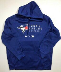 2021 Nike Authentic Collection Toronto Blue Jays Sweatshirt Size XL
