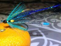 3 V Fly Size 4 Ultimate Steffan Jones DDS Stinger Tandem Sea Trout Flies