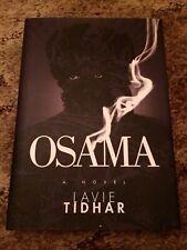 OSAMA Lavie Tidhar 1st ed 100 COPY SIGNED/LIMITD HC UK IMPORT PS PUBLISHING OOP