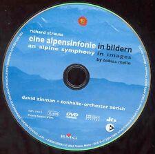 Eine Alpensinfonie Music Concert DVD An Alpine Symphony In Bildern Melle NO CASE