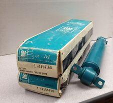 NOS SET OF GM REAR SHOCKS P/N 1154160 CHEVROLET PONTIAC BUICK OLDSMOBILE