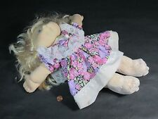 Zora Mae 10th Anniversary Cabbage Patch Kids Doll 1992