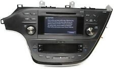 2013-2016 Toyota Avalon Radio  MP3 Cd Player Touch Screen Ac Control 86140-07070