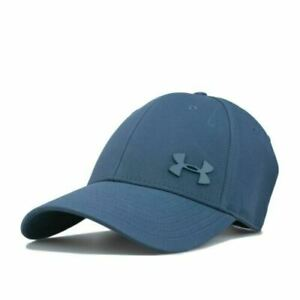 Under Armour Men's Storm Blue Adjustable Cap (Size One Size Fits All) New