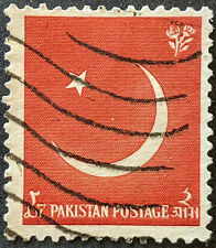 Stamp Pakistan 1956 2A 9th Anniversary of Independence Used
