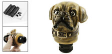 Customised and Global Bulldog Head Metal Gear Shift Knob for All Vehicle