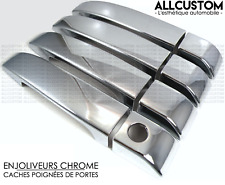 ENJOLIVEURS CHROME POIGNEES PORTES pour LAND ROVER VOGUE L322 02-09 TD6 TDV8 V8