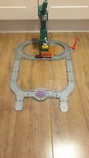 Cranky Crane Track set, Take n Play Along Thomas & Friends Tank Engine