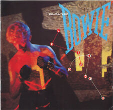 David Bowie - Let's Dance    [ UK 1998 CD China Girl Remastered Rock Funk Soul ]