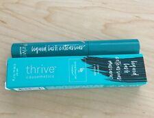 New Brynn Rich Black Thrive Causemetics Liquid Lash Extensions Mascara - 0.38oz!