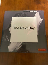 David Bowie The Next Day Red 2x LP Vinyl Paul Smith Edition 1000 Made
