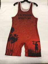 Mens Sublimated Singlet CA Wrestling (XL) 190-220Ibs #425