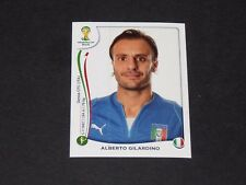 333 GILARDINO GENOA ITALIA PANINI FOOTBALL FIFA WORLD CUP 2014 BRASIL