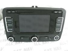 VW RNS 310 RNS310 Navigation System Sat Nav GPS GB UK FX V4 CD 2012 Seat Skoda