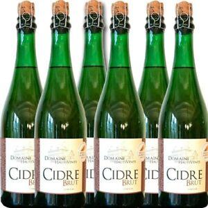 6 bottiglie di sidro del contadino
