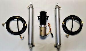 1954 1955 1956 Cadillac & Buick Convertible Top Pump Hoses Cylinders - New!