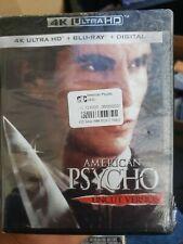 American Psycho (4K Ultra HD and Blu-ray)(No Digital)