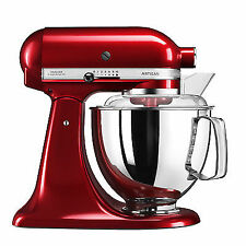 KitchenAid Artisan 5KSM175PSBCA Stand Mixer - Candy Apple