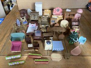 sylvanian families bundle furniture Bundle