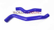 Blue Silicone Radiator Hose Kit For MITSUBISHI LANCER EVO 4/5/6 CP9A 4G63