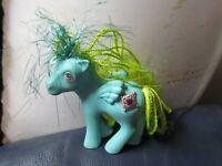 Vintage 1987 G1 Hasbro My Little Pony Princess Pristina