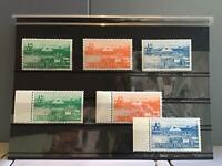 Haiti 1958 Brussels Exhibition  mint never hinged stamps R27266