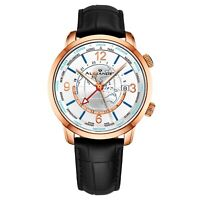 Alexander Journeyman Men's World-Timer Swiss Made Watch Sapphire Crystal 40 MM