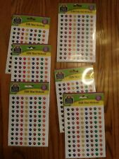 Teacher Created Resources mini stickers packs -total of 3748 stickers in 6 packs