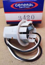 Parking Light Bulb Socket General 3420 - BWD PT46 For AMC 69-78, GM Cars 63-74