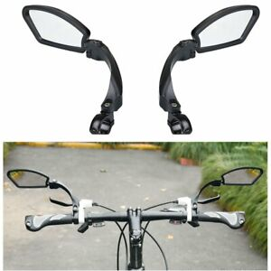 Rückspiegel E-Bike Fahrradspiegel Spy Space Spiegel Fahrrad Universal 3D SET