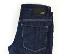 Diesel Femme Niamor Extensible Slim Jean Taille W29 L28 AFZ650