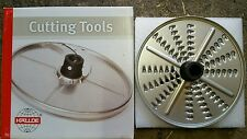 Cheese greater , Blade Slicer 4mm Hallde  for VPU. New in box
