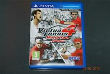 Virtua Tennis 4 World Tour PSVita Playstation Vita ** FREE UK LIVRAISON **