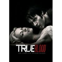 True Blood The Complete Second Season DVD Very Good E12