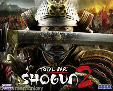 TOTAL WAR SHOGUN 2 [PC] STEAM key