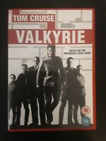 Valkyrie (DVD, 2009) Tom Cruise Cert 12 Big Value From A Small Business