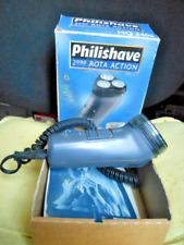 RASOIO ELETTRICO PHILIPS PHILISHAVE HQ 2405 ROTA ACTION - ELECTRIC SHAVER
