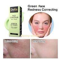 Delia FACE Consealer GREEN Corrector with Chestnut Extract  10 ml