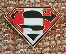 SUPER CANADA / SUPERMAN Lapel Pin