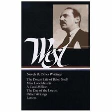 Nathanael West : Novels and Other Writings : The Dream Life of Balso Snell / Mis